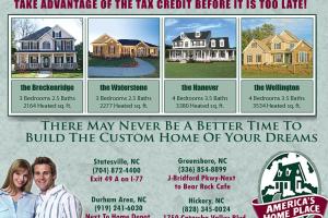 America's Homeplace Magazine Advertisement