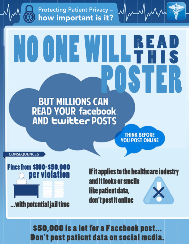 Social Networking Security Poster